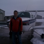 Kyle Hopkins First Solo 12/8/12