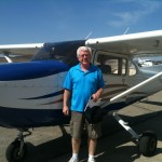 Jim Henry: First Airplane solo 4/27/2013